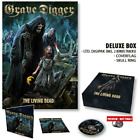 GRAVE DIGGER-The Living Dead/ Lmtd Edition Deluxe Boxset w/ ring flag cd box set
