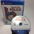 This is the Police (Playstation 4 / PS4)