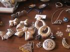 LARGE 925 Sterling Silver Jewelry Lot Wear / Repair / Scrap TESTED    8 ounce