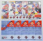 2012-13 KHL Lev Prague SILVER Pick a Player Card