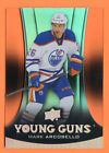 Finding Clarity: Acetate Young Guns Surprise in 2013-14 Upper Deck Series 2 Hockey 21