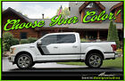 Side Hockey Stripes Graphics Style 2 -fits 2015 2016 2017 2018 Ford F150 F-150