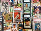 High End Lifetime Collection PSA 9 Mickey Mantle Clemente T206 Bowman Topps 1952