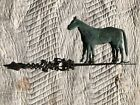 Large Old Horse Lightning Rod Weather Vane L R B