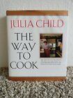 1994 JULIA CHILD COOKBOOK THE WAY TO COOK SIGNED
