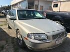 2001 Volvo S80 T6 2001 VOLVO below $300 dollars