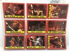 1984 Topps Indiana Jones and the Temple of Doom Trading Cards 19