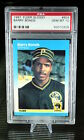 1987 Fleer Glossy Barry Bonds #604 PSA 10 - Rookie ! - Pittsburgh Pirates !