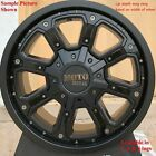 4 New 18 Wheels Rims for Ford F 350 2005 2006 2007 2008 2009 Super duty 954