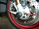 CAGIVA RAPTOR 1000 ALL YEARS CRASH MUSHROOMS PROTECTORS SLIDERS FRONT BUNG TS166