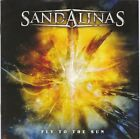 Sandalinas ‎– Fly To The Sun RARE COLLECTOR'S CD! FREE SHIPPING!