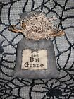 Halloween Primitive Witch's Brew Ingredient Bowl Filler~Aged BAT GUANO