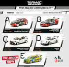 Tarmac Works HOBBY64 Diecast Model Car Porsche Honda Mitsubishi Toyota Full Set