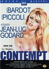 Contempt Le Mepris 1963 New Sealed DVD Jean Luc Godard