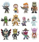 Rick and Morty Mystery Minis SEALED figures blind bags Display Case of 12 pieces