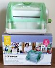 Xyron 5 Creative Station Sticker Maker w Partial Permanent Adhesive Cartridge