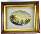 ANTIQUE VICTORIAN EASTLAKE DEEP SHADOW BOX FRAME- TWO TIERED