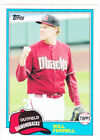 See All the Will Ferrell Cards in 2015 Topps Archives Baseball 30