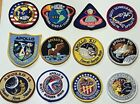 NASA Apollo Mission Patch Set Apollo 17891011121314151617