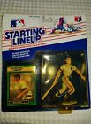 Will Clark 1989 Starting Line-Up San Fran Giant 1B Sports Figure