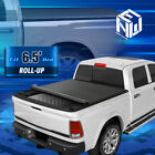 For 99 18 Ford Super Duty 65 Roll Up Pickup Truck Bed Soft Vinyl Tonneau Cover