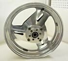 BUELL 97-02 S3 THUNDERBOLT PM POLISHED 3 SPOKE REAR WHEEL RIM OEM 17X5.5