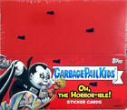 2018 Garbage Pail Kids Series 2 Oh, the Horror-ible HOBBY BOX SEALED!!