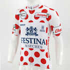 PEUGEOT FESTINA WATCHES Reto Cycling Jersey Short Sleeve Quick Dry MTB
