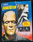 1980 Remco Universal Monster 9 FRANKENSTEIN w Box Manual + Tag + Ring Figure