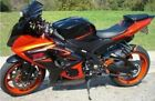 Orange w/ Black Fairing Injection KITS for 2006-2007 Suzuki GSXR GSX-R 600 750