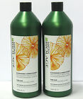 (2) Biolage Cleansing Conditioner Citrus for Fine Hair 33.8 oz Liter Duo Set