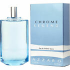 Azzaro CHROME LEGEND Men 4.2 oz 125 ml Eau De Toilette Spray Nib Sealed