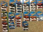 HOT WHEELS LOT OF 24 CHEVROLET CAMAROS ALL DIFFERENT NEW IN PACKAGES LK
