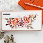 23Pcs Clear Stamps And Dies For Card Making Scrapbooking Embossing Paper Craft