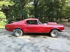 1968 Ford Mustang 1968 Ford Mustang Fastback