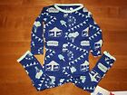 Kickee Pants Infant Boy Flag Blue Carnival Coverall New Size 9 12 Months