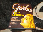 Queen Christina DVD Gretta Garbo Free Shipping