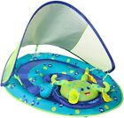 Swim Baby Spring Float Canopy Octopus Water Pool Toy Training Safe Child Toddler