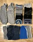 Toddler Boy Clothes Size 5T LOT- Volcom Hurley, Quicksilver, Gap, Old Navy Jeans