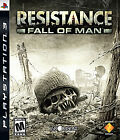 Resistance: Fall of Man ( PS3) PLAYSTAION 3