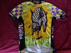 Primal Wear Cycling Jersey Pig Newton Large Vintage L