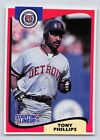 1994   TONY PHILLIPS - Starting Lineup Card - DETROIT TIGERS