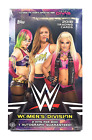 2018 Topps WWE Women's Division Factory Sealed Hobby Box - 1 Auto- 2 Total Hits
