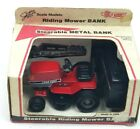 ERTL LAWN CHIEF 500 RIDING TRACTOR MOWER 1 16 DIECAST BANK