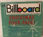 Billboard Christmas Four-Pack Joel Whiteburn Presents