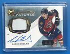 2014-15 Upper Deck The Cup Aaron Ekblad Signature Patches Patch Auto RC 83 99