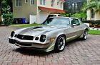 1979 Chevrolet Camaro Z28 T Top 1979 Chevrolet Camaro Z28 T Top Crate Motor New 5 Speed Transmission