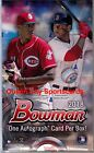 (3) 2018 Bowman Baseball Hobby Box Factory Sealed 24 Packs per box