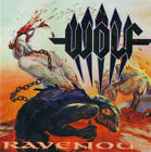 Wolf – Ravenous RARE COLLECTOR'S NEW CD! FREE SHIPPING!