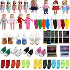 Clothes Shoes Accessories for 18inch American Girl Our Generation Dolls Dress XX